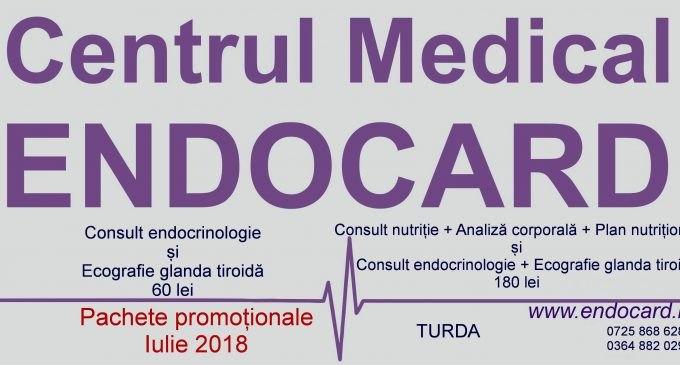 (P) Pachete promotionale la Centrul Medical EndoCard Turda