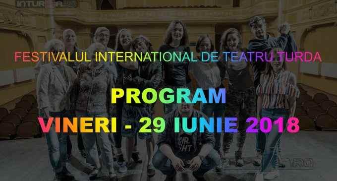 Astăzi se dă startul FIT Turda! Vezi aici programul primei zile de Festival