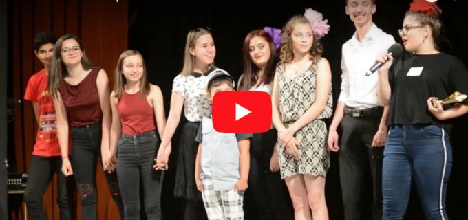 VIDEO: Festivitatea de premiere – Festivalul Adolescentilor