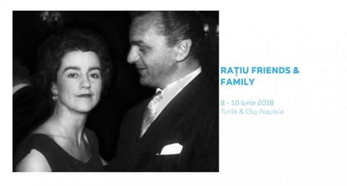 Ratiu Friends & Family weekend 2018 – Comunicat de presă