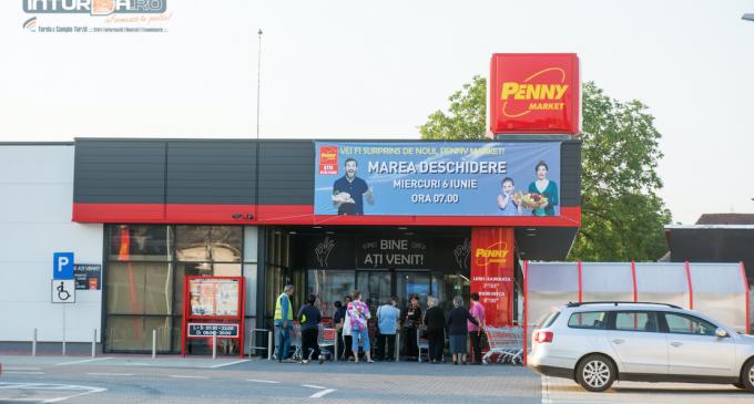 S-a deschis noul Penny Market din Turda