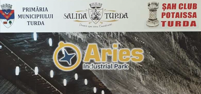 FESTIVALUL INTERNATIONAL de SAH pentru copii si juniori la Salina Turda