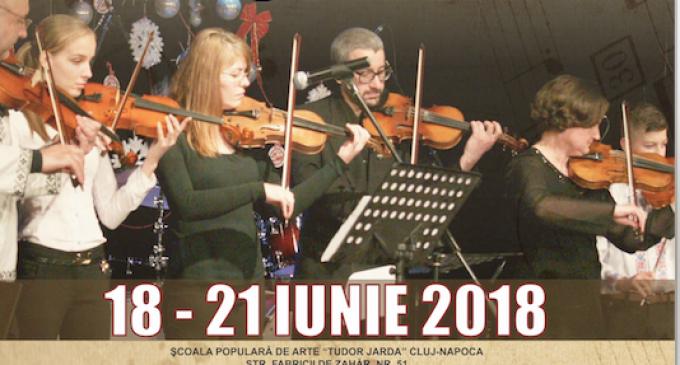 Al şaptelea curs gratuit al Şcolii de Arte Cluj