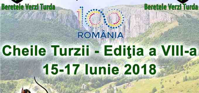 Arcașii României se întâlnesc în Cheile Turzii