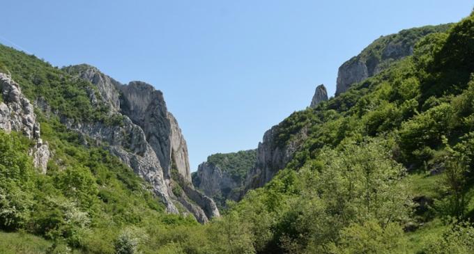40.000 de turiști au vizitat Cheile Turzii de la începutul actualului sezon