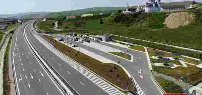 Se deschide circulatia pe Autostrada A10 între Aiud și Turda!