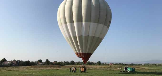 VIDEO – Zborul cu Balonul ZMT