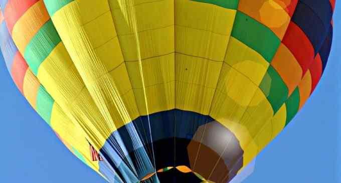 Câștigă un zbor cu balonul ZMT 2018!
