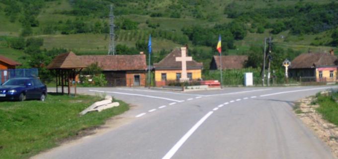 CJ Cluj – Drumul județean care duce spre Mănăstirea Nicula, pregătit pentru pelerini