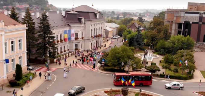 Amenajare zonă de agrement și construire centru multifuncțional în municipiul Turda