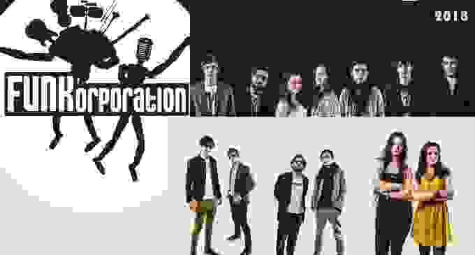 Concert al trupei FUNKorporation la ZMT 2018