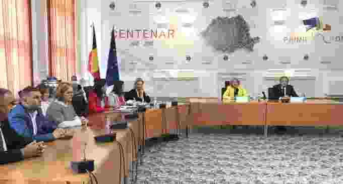 VIDEO: Comisarul European pentru politică regională, Corina Crețu, la Turda!