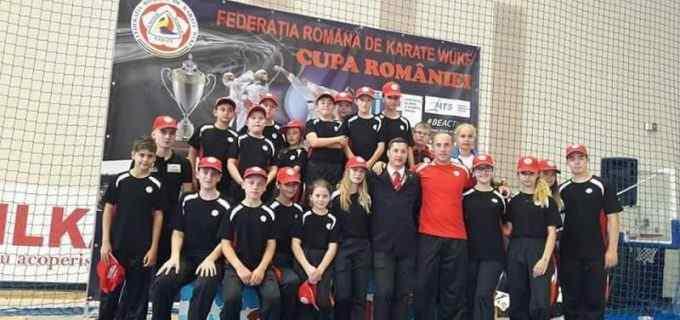 9 medalii pentru Clubul Sportiv Samurai Turda la Cupa Romaniei