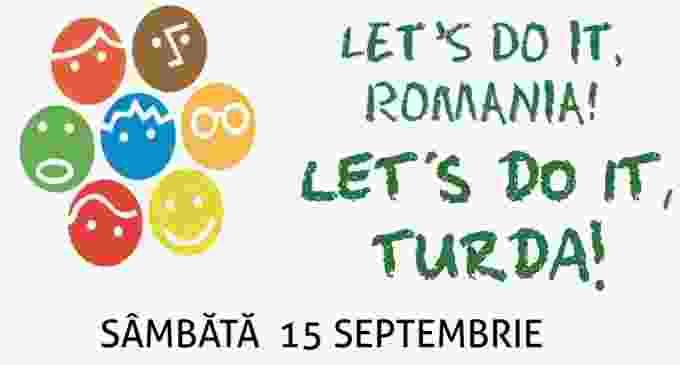 Primăria Municipiului Turda se alătură campaniei Let's Do It Romania și dă startul celei mai ample campanii de ecologizare din Turda!
