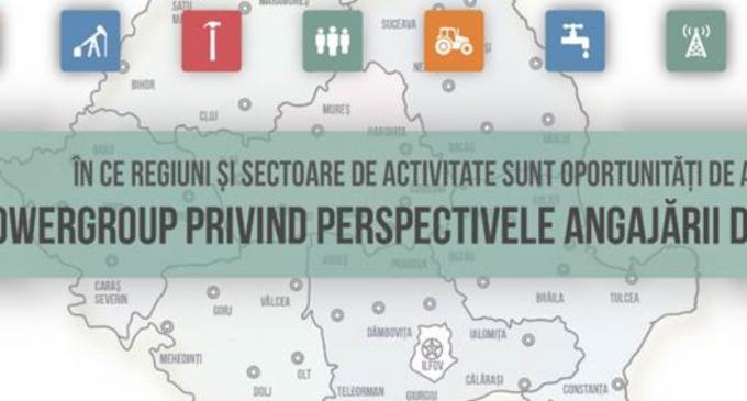 Angajatorii români prognozează cel mai puternic climat de angajare din ultimii 10 ani