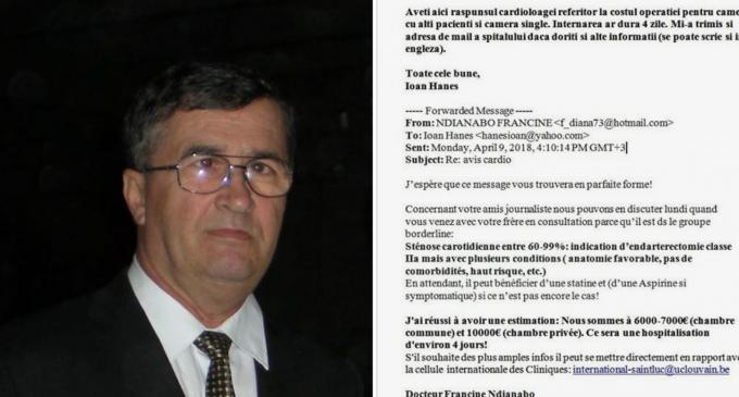 Jurnalistul Emil Hălăștuan are nevoie urgentă de ajutorul turdenilor