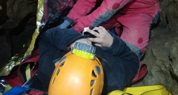 Amplu exercițiu regional de salvare din peșteră organizat de salvamontiștii clujeni  în Munții Bihor-Vlădeasa