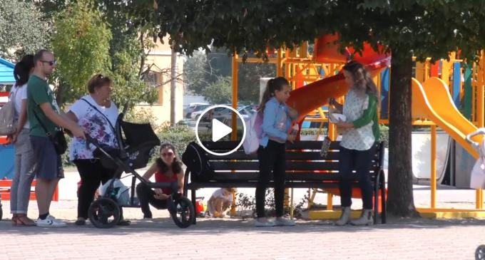 Consilier Local, Sorina Mureșan-Crișan: Ca proaspătă mămică mă bucură faptul că administratia locală se implică permanent în crearea unor spatii civilizate unde să ne petrecem timpul cu micutii noștri