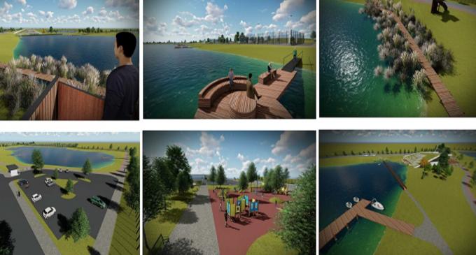 """S-a semnat contractul de finanțare în valoare de 7 milioane Euro pentru proiectul """"Amenajare Zonă Cultura l- Recreativă """"Trei Lacuri"""", din Municipiul Câmpia Turzii"""""""