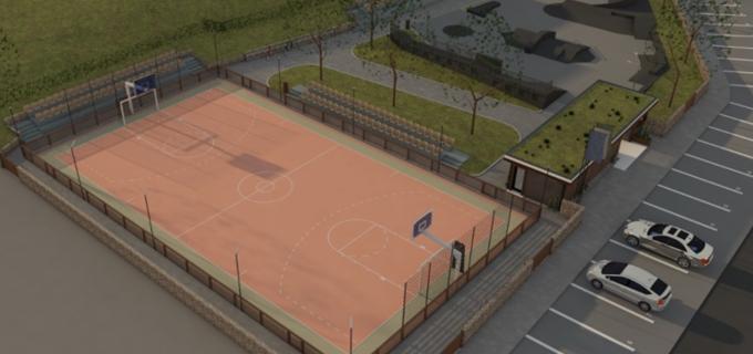 Dorin Lojigan: Maine voi semna proiectul privind proiectarea si executia Skatepark-ului