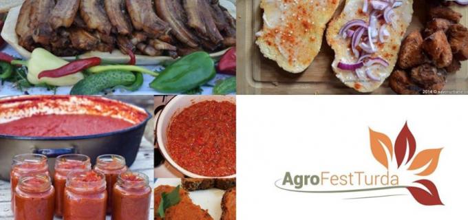 Mâine începe AgroFest Turda! În acest sfârșit de săptămână ne bucurăm împreună de bogătiile toamnei!