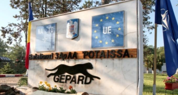 """Azi la Turda: Sărbătorirea a 50 de ani de la înfiintarea Batalionului 3 Apărare Antiaeriană ,,POTAISSA"""""""