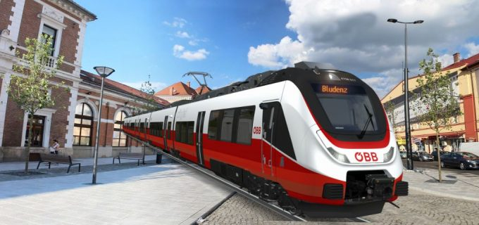 """Începând din 9 decembrie, trenul """"Transivaniei"""" va face legătura dintre Cluj-Napoca şi Viena, la pretul de 30 euro!"""