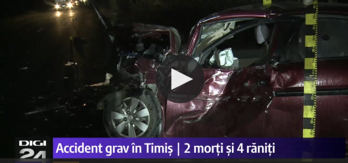 VIDEO: Un nou accident mortal transmis in direct pe Facebook!