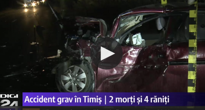 VIDEO: Un nou accident mortal transmis in direct pe Facebook!