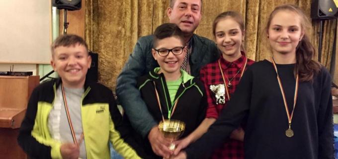 Campionii de la Turda! Șahiștii turdeni, LOCUL I pe echipe la Cupa Satmarul-Lions