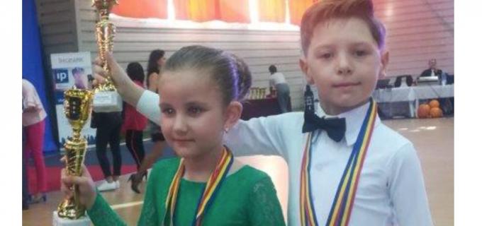 Rezultate foarte bune obtinute de dansatorii turdeni la Cupa Prodance de la Baia Mare!