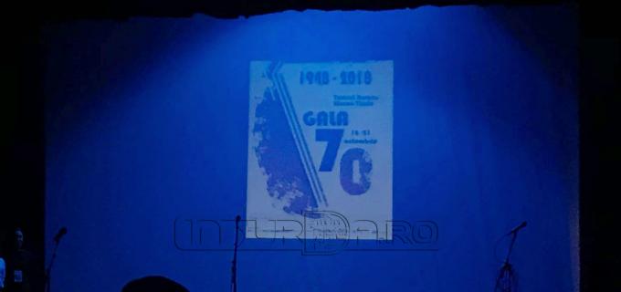 """Cătălin Grigoraș: """"La multi ani, Teatrului din Turda! La multi ani sănătoși tuturor celor ce au contribuit la dezvoltarea acestei institutii!"""""""