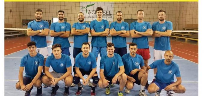 """AZI la Sala Sporturilor """"Ioan Stanatiev"""": CSM Câmpia Turzii vs. Dinamo București"""