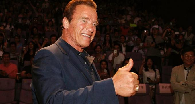 Arnold Schwarzenegger vine la Cluj-Napoca pentru a participa la Cupa Mondială de Culturism și Fitness