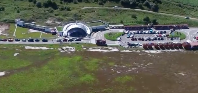 Restrictii temporare privind accesul vizitatorilor in Salina Turda