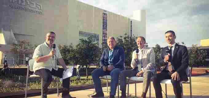 Primarul Matei Cristian, invitat la Tel Aviv in cadrul caravanei Romania-Israel