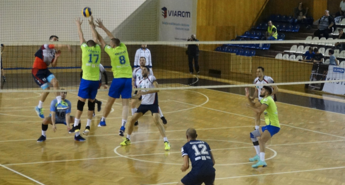 CSM Câmpia Turzii a bifat primul succes în aceasta editie de campionat