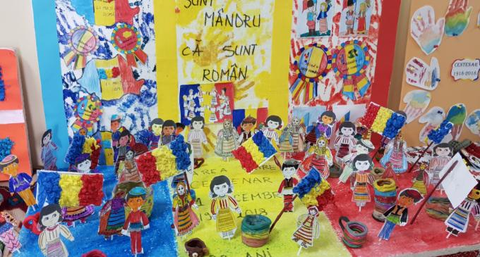 """Şcoala Gimnazială """"Teodor Murăşanu"""" Turda sărbătoreşte 100 de ani de la Marea Unire!"""