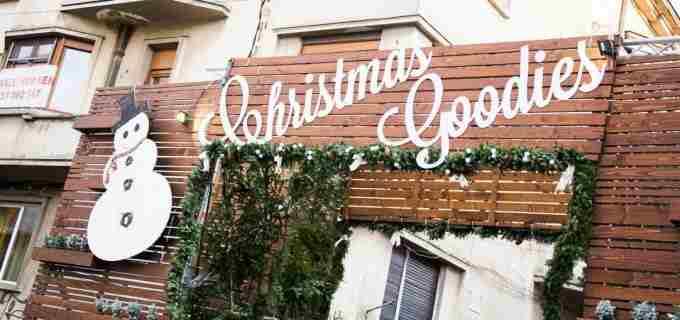 Ediţia de iarnă Street Food Festival Christmas Goodies revine în Piaţa Muzeului din Cluj