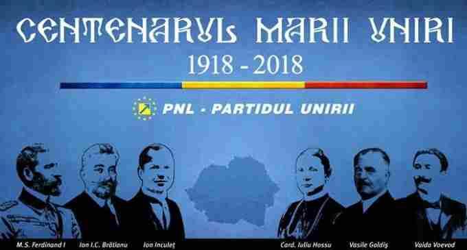 PNL Turda: 1 decembrie reprezintă istorie, rădăcini și iubire de țară