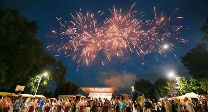 Parcul Central și Parcul Teilor – locatiile unde vor fi proiectate focurile de artificii de Revelion