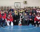 Moșul a poposit vineri seară la Turda pentru a aduce cadouri micilor fotbaliști de la ACS Sticla Arieșul!