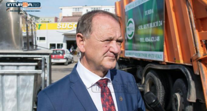VIDEO: Problema deșeurilor a fost discutată în Consiliul Local. Vezi ce spune Primarul municipiului Turda, Matei Cristian: