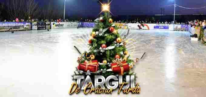 Toti turdenii au acces GRATUIT pe patinoar cu ocazia deschiderii Târgului de Crăciun