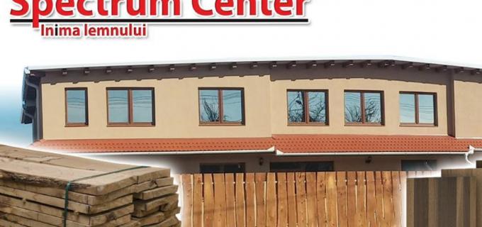 Spectrum Center a deshis un depozit la Turda. Vezi ce produse comercializează compania