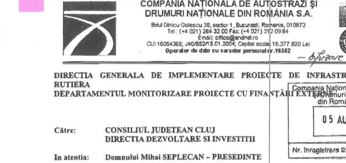 Drept la replică al Consiliului Judetean cu privire la situatia Aeroportului Cluj-Napoca