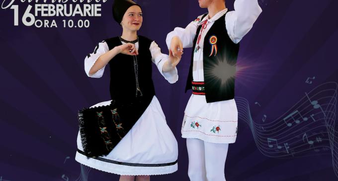Primăria Municipiului Turda și Consiliul Local Turdaorganizează  preselectie ansamblu folcloric