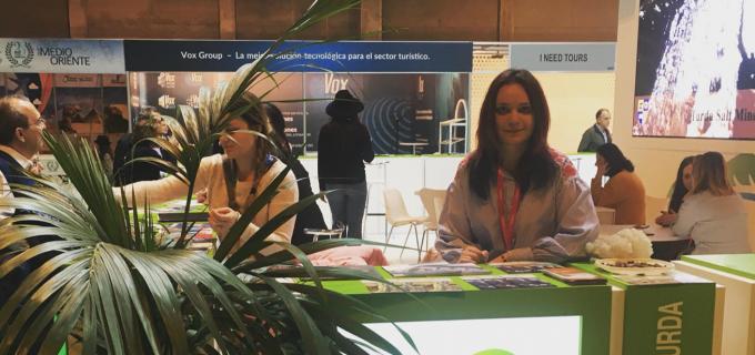 Salina Turda participă la Târgul de Turism International de la Madrid – FITUR