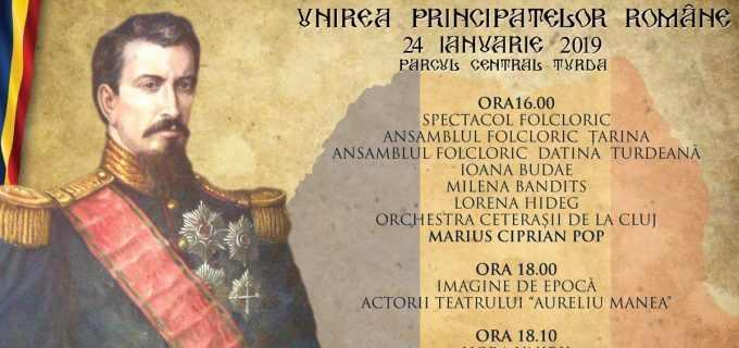 Programul evenimentelor organizate cu ocazia zilei de  24 ianuarie – Unirea Principatelor Române