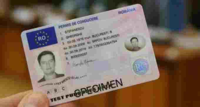 Schimbare permis auto românesc sau străin: Vezi ce acte sunt necesare